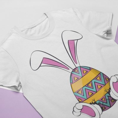 Funny Bunny Egg Easter Shirt