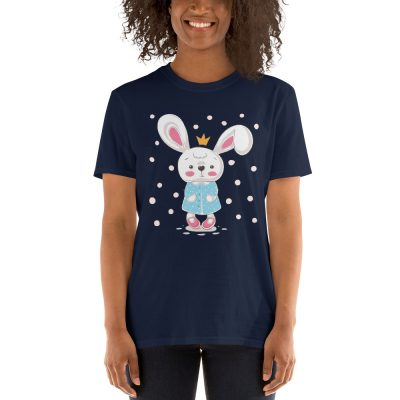 Cute Easter Bunny Princess Shirt