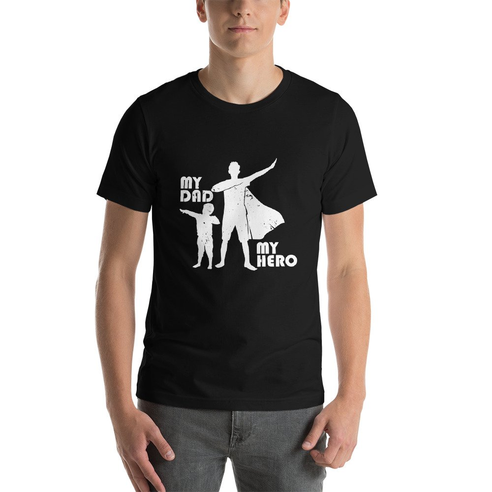 314c6230a Dabbing My Dad My Hero Matching Fathers day gift from Son Premium T-Shirt –  Nemry's